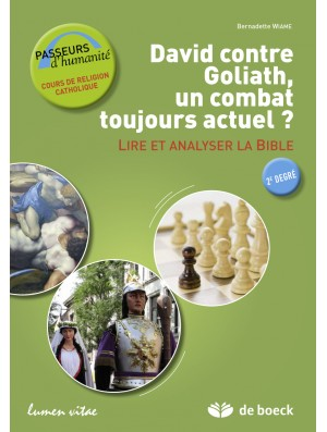 David contre Goliath, un combat spirituel
